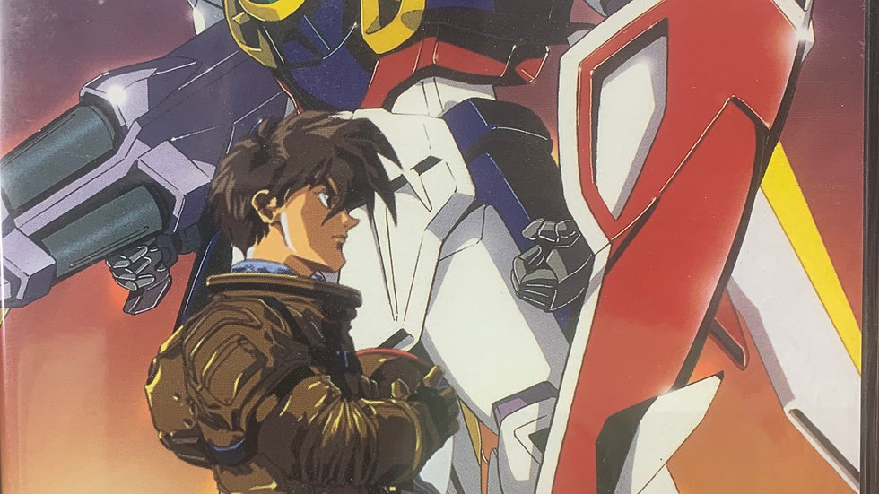 Mobile Suit Gundam Wing dvd operation one