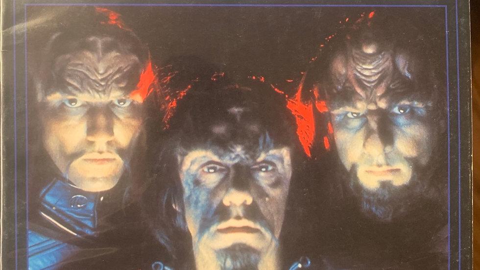 Star Trek RPG The Klingons game operation manual