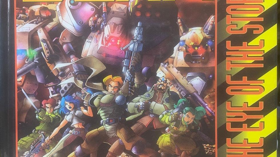 Heavy Gear RPG DP9-925 Players Handbook 3rd edition