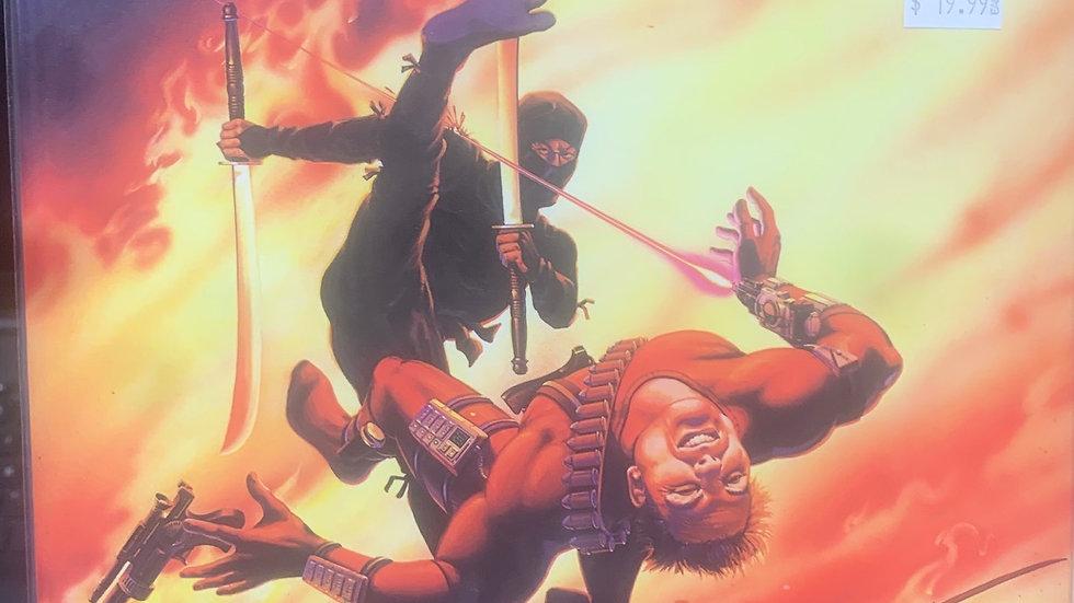 Palladium books RPG Ninjas & Superspies
