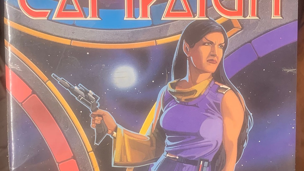 Star Trek RPG Triangle Campaign sealed