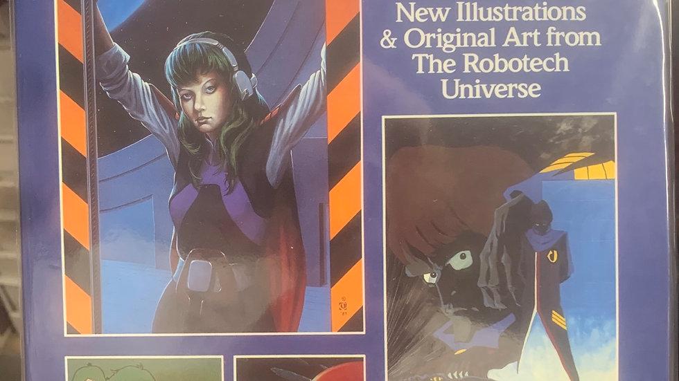 Robotech Art Book 2
