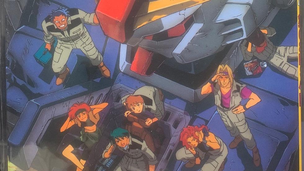 Mobile Suit Gundam 08th MS Team design works perfect file