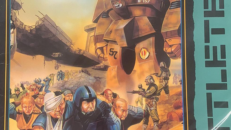 Battletech RPG fourth succession war scenarios 1654