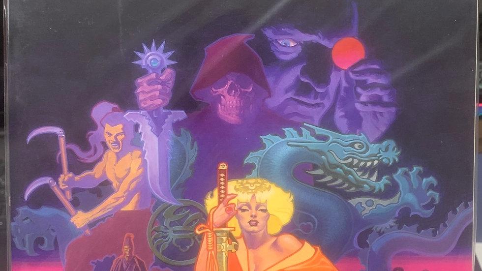 Palladium books RPG Mystic China