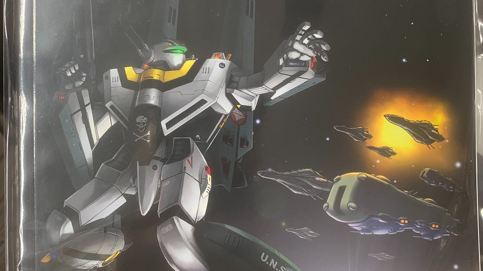 Robotech the Macross Saga Sourcebook