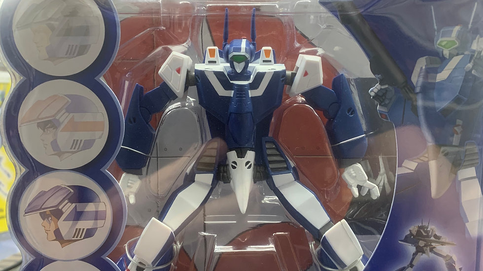 Robotech Veritech Super Poseable VF-1J Max moc