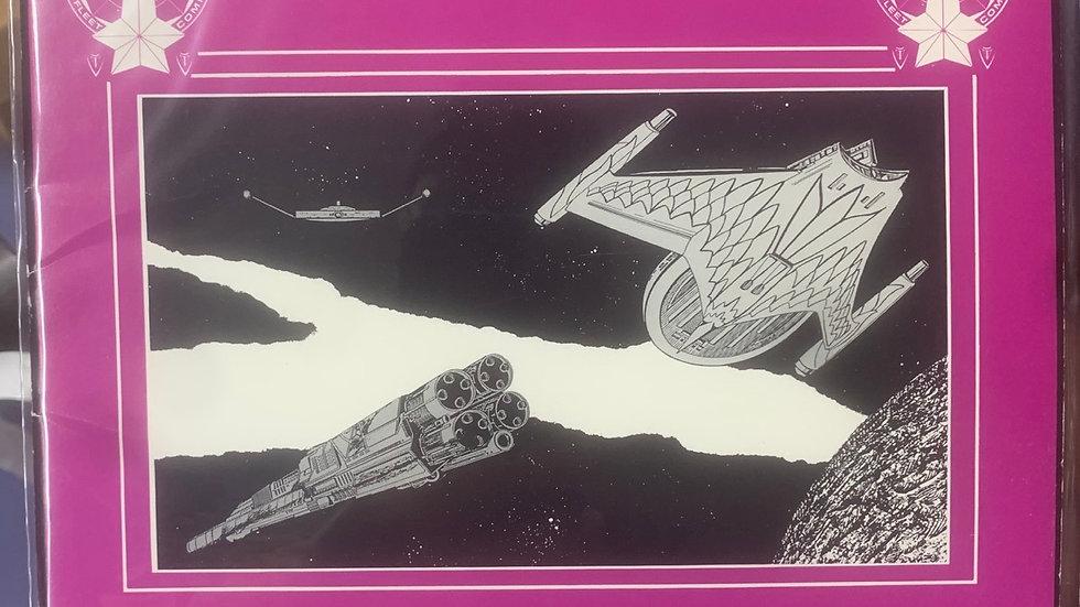 Star Trek RPG The Romulan way: game operations manual