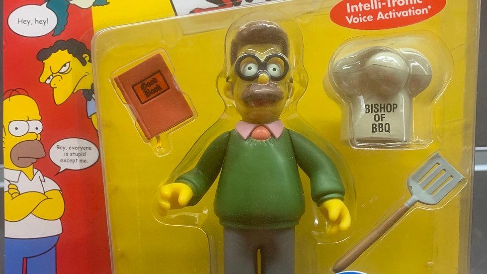 Simpson's Ned Flanders figure