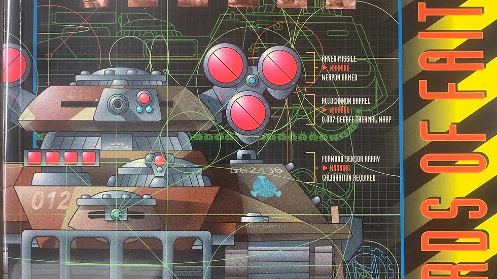 Heavy Gear RPG  Sourcebook Tanks & Artillery dp9-038