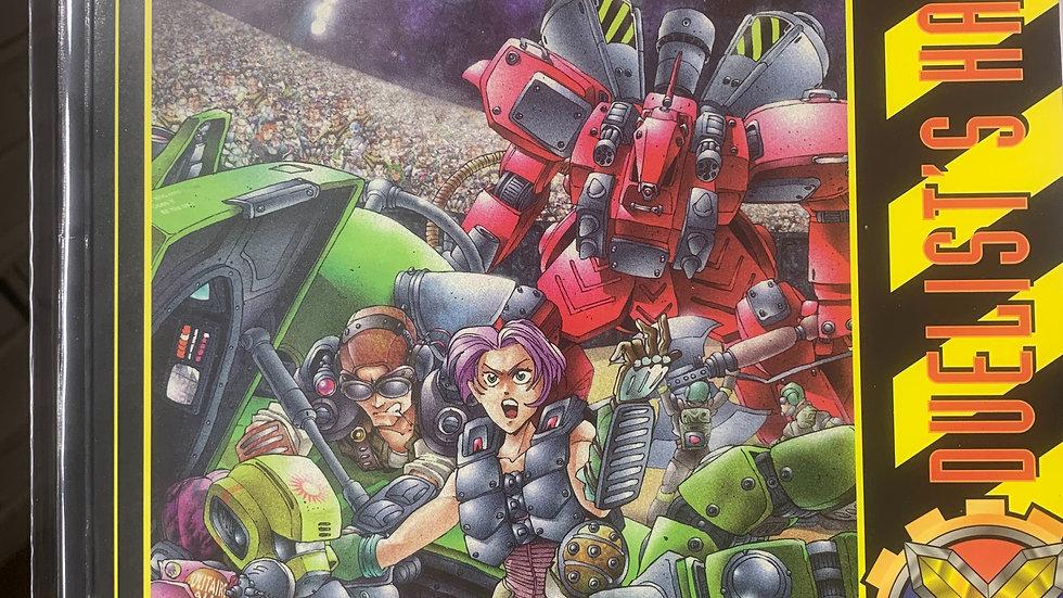 Heavy Gear RPG Duelist's Handbook sourcebook