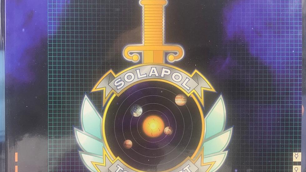 Jovian Chronicles RPG dream pod 9 Sourcebook Solapol