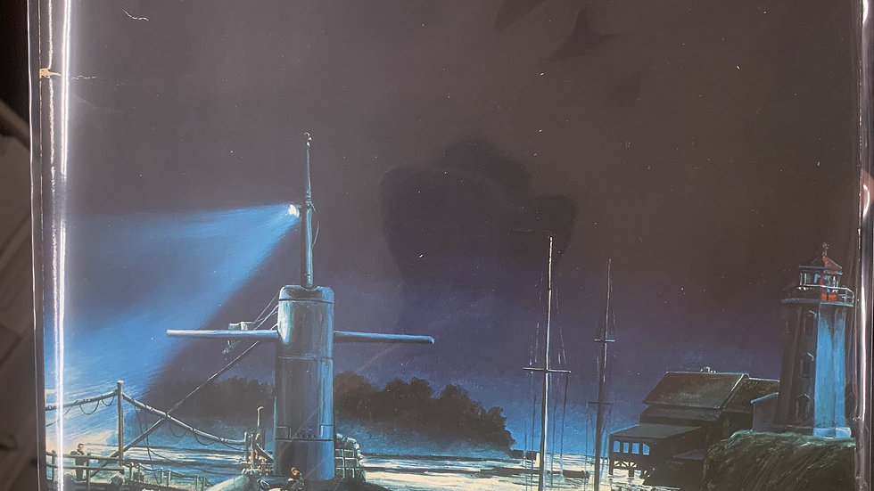 Twilight : 2000 Last Submarine