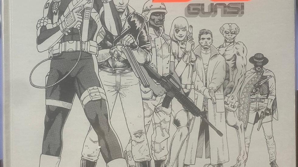 Guns! Guns! Guns! Weapons design for any rpg 4001 Hard cover
