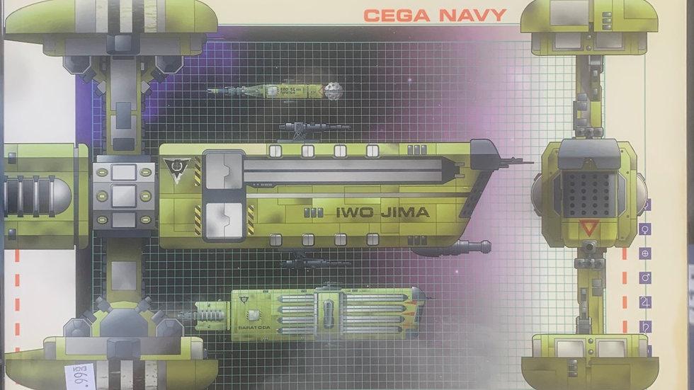 Jovian Chronicles RPG Cega navy volume 3