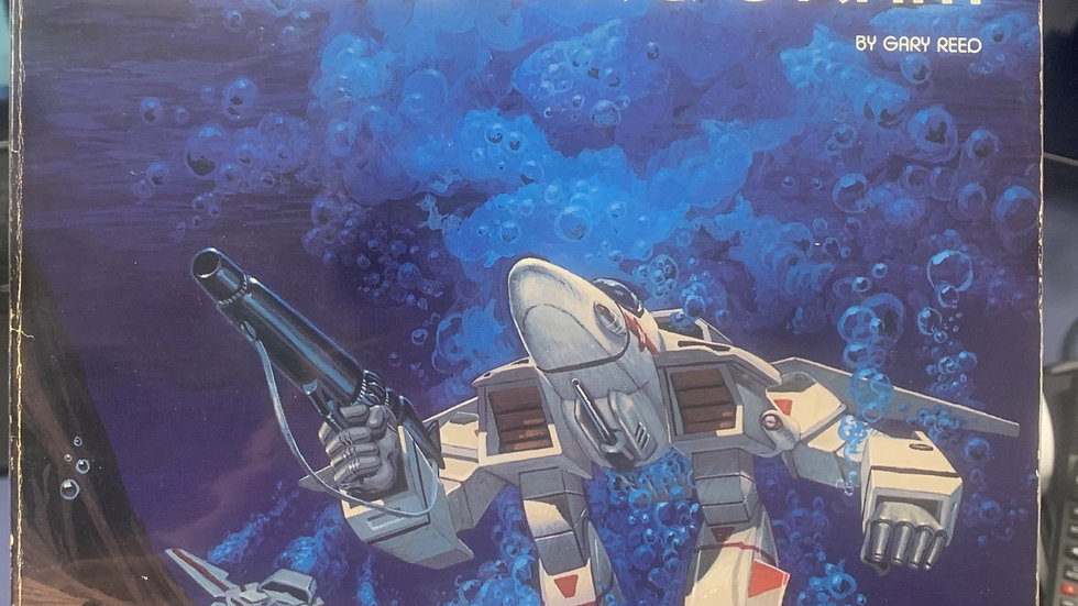 Robotech RDF RPG Accelerated Training Program