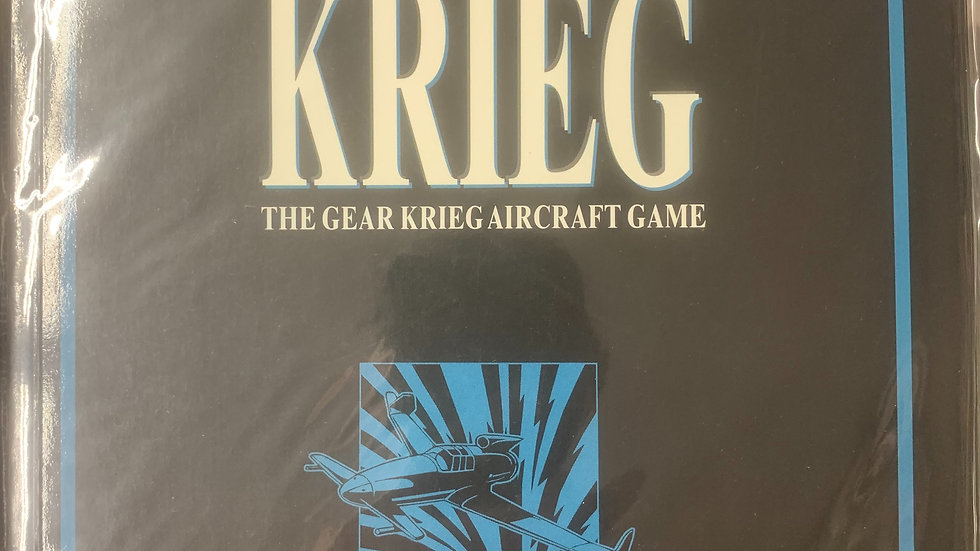 Gear Krieg  RPG Luft Krieg