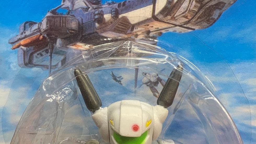 Robotech super deformed figurines VF-1S