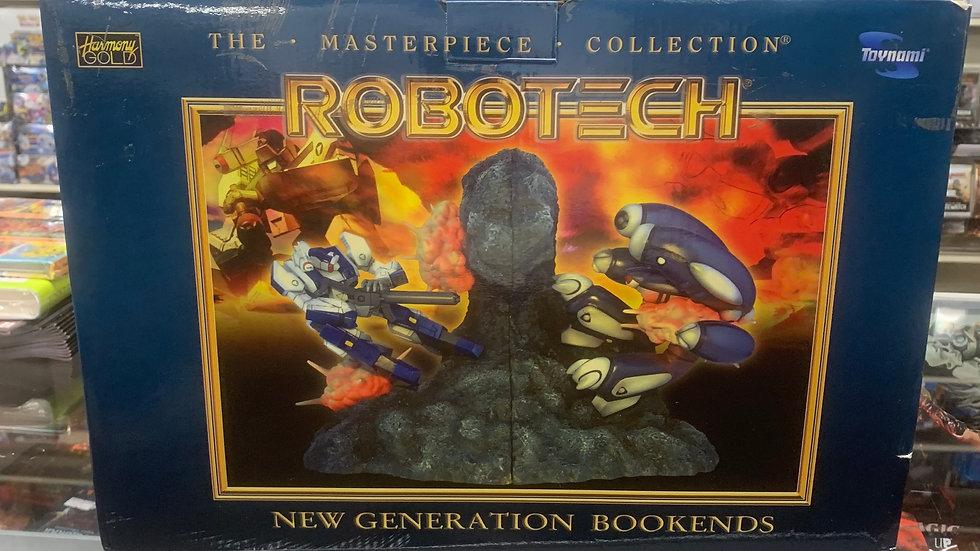 Robotech Masterpiece New Generation Book Ends Alpha Fighter /1000