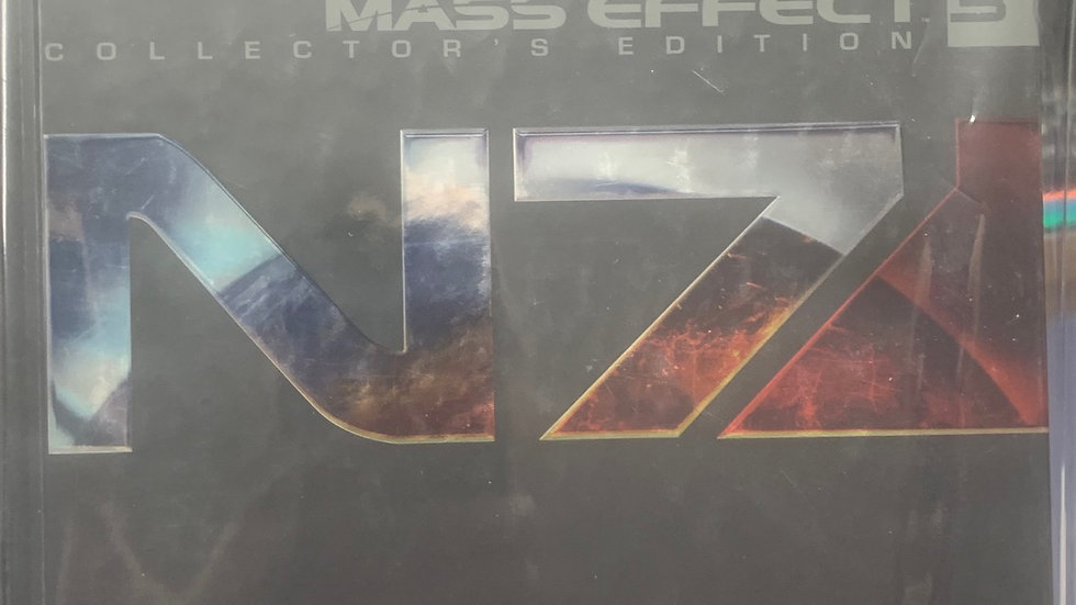 Mass Effect Collector's Edition N7