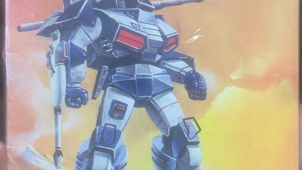 Battletech science fiction combat book game shd-2h shadow hawk