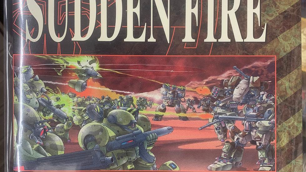 Heavy Gear Operation Sudden Fire