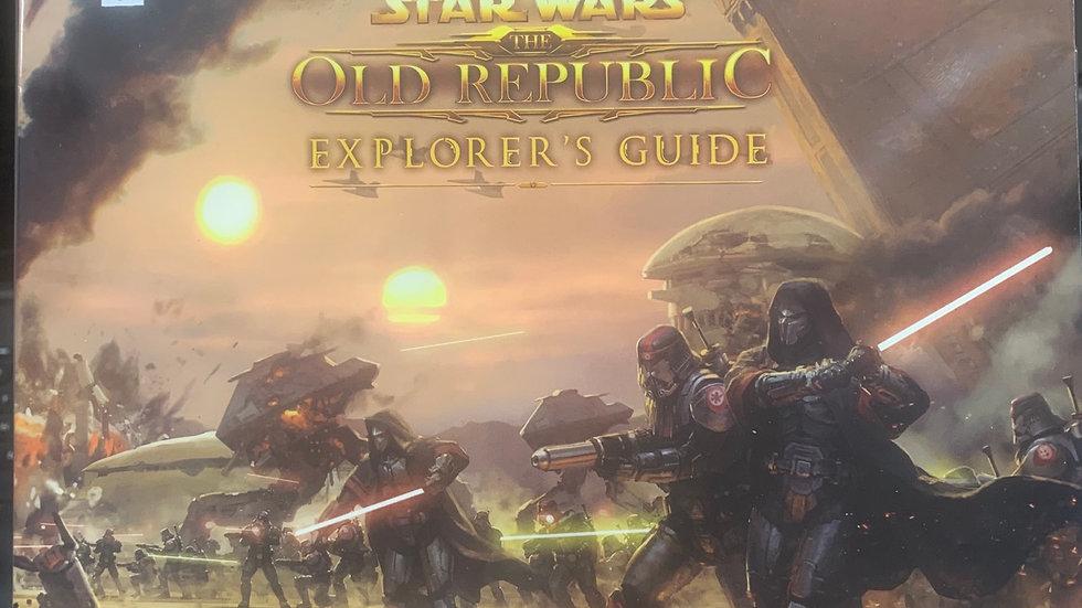 Star Wars Old Republic Explorer's Guide