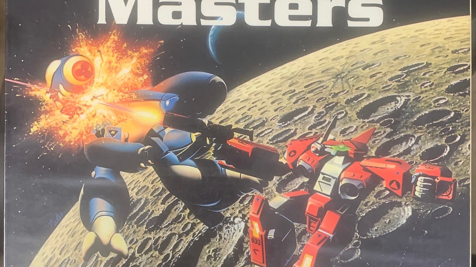 Robotech RPG : the return of the masters book 6