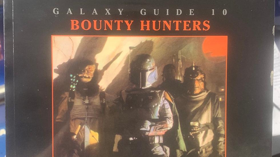 Star Wars RPG Galaxy Guide 10 Bounty Hunters