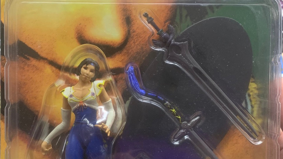 Soul Calibur Xianghua action figure