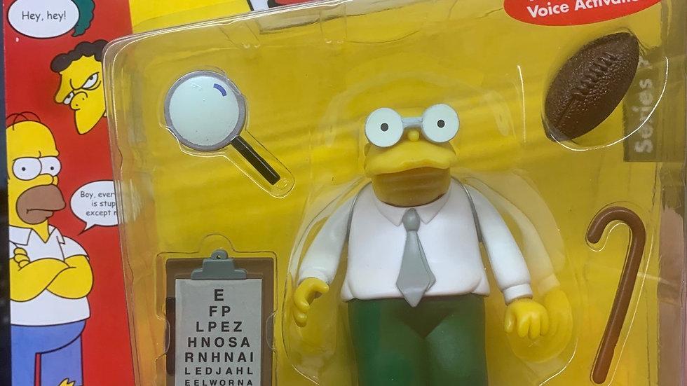 Simpson's figure - Hans Moleman
