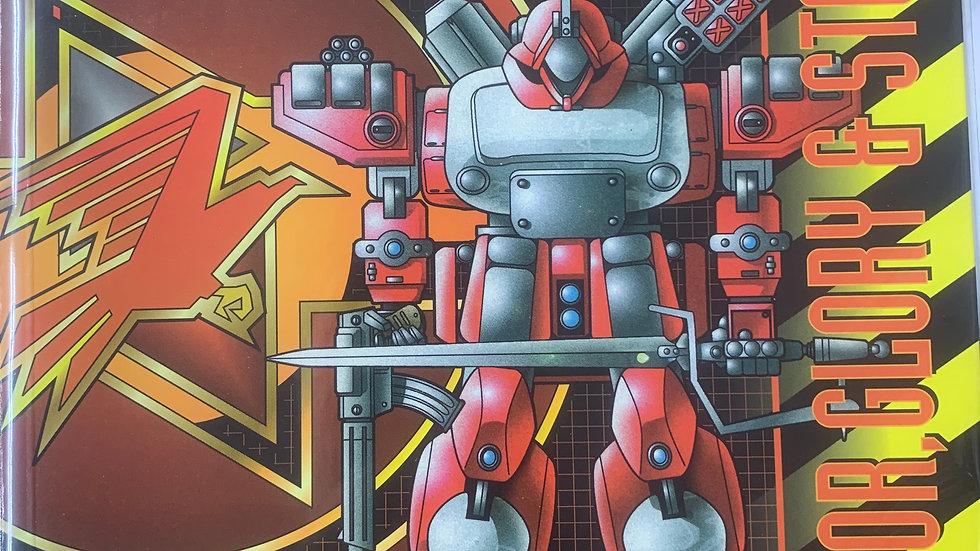 Heavy Gear RPG Southern Republic  Honor, Glory, & Steel