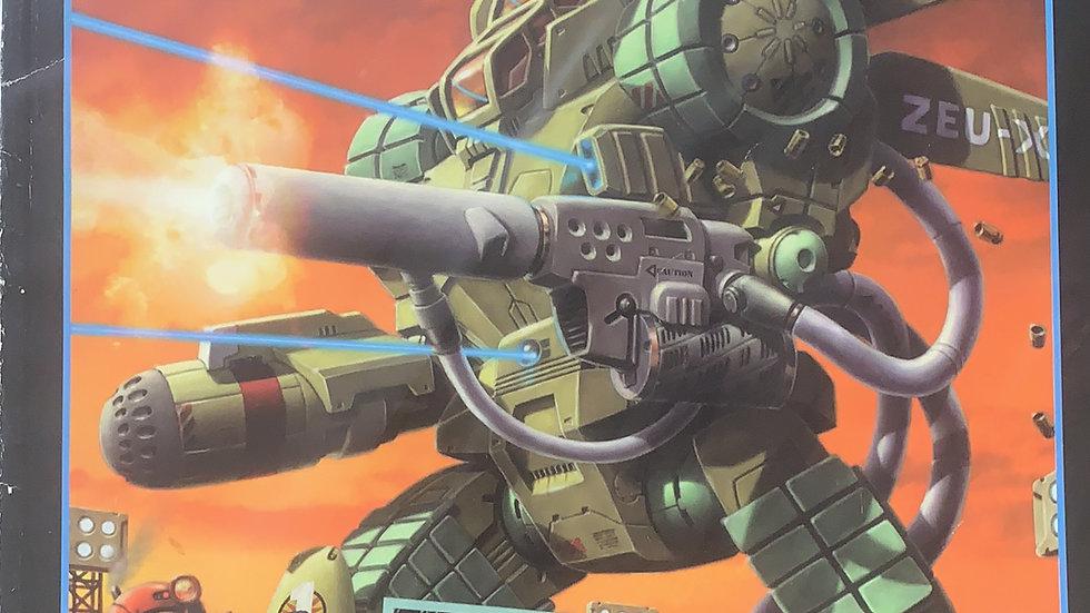 Battletech Maximum Tech Rpg 1700