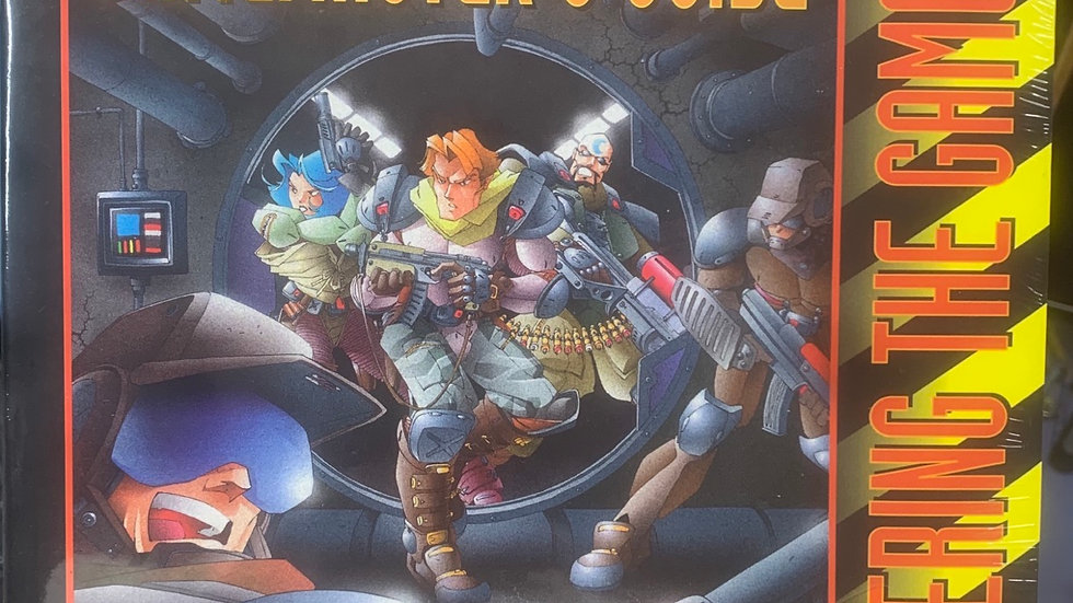 Heavy Gear RPG DP9-103 Gamemaster's Guide supplement