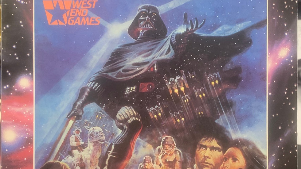 Star Wars RPG Galaxy Guide 3 empire strikes back