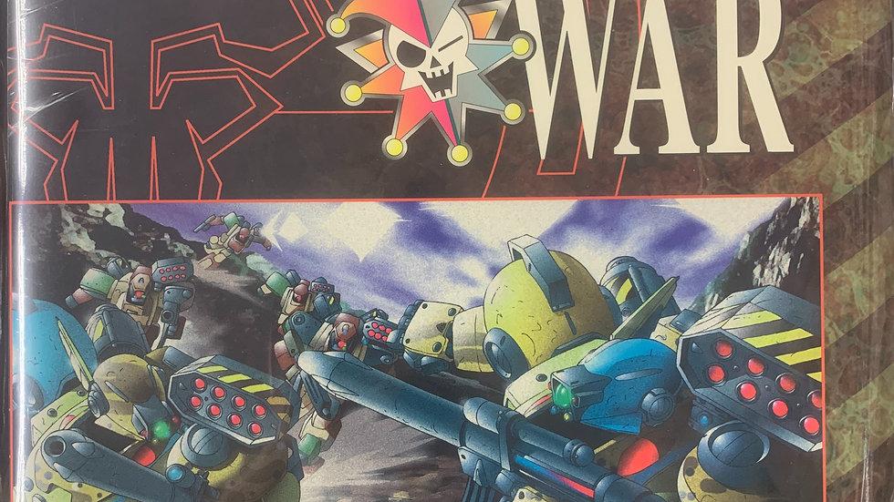 Heavy Gear Shadow War book