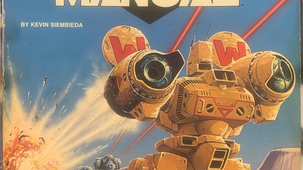Robotech RDF Manual book 2