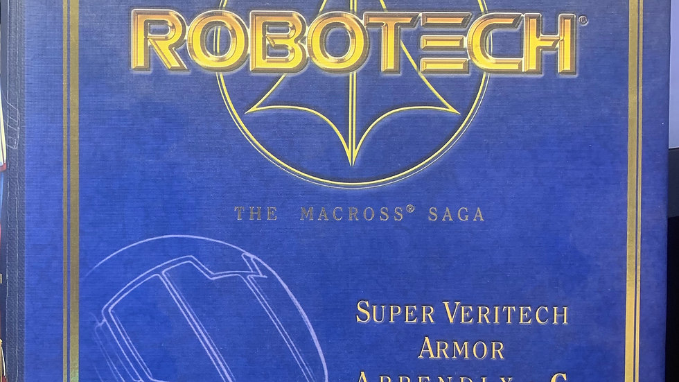 Robotech Masterpiece Collection VF-1J Miriya Super Veritech Armor