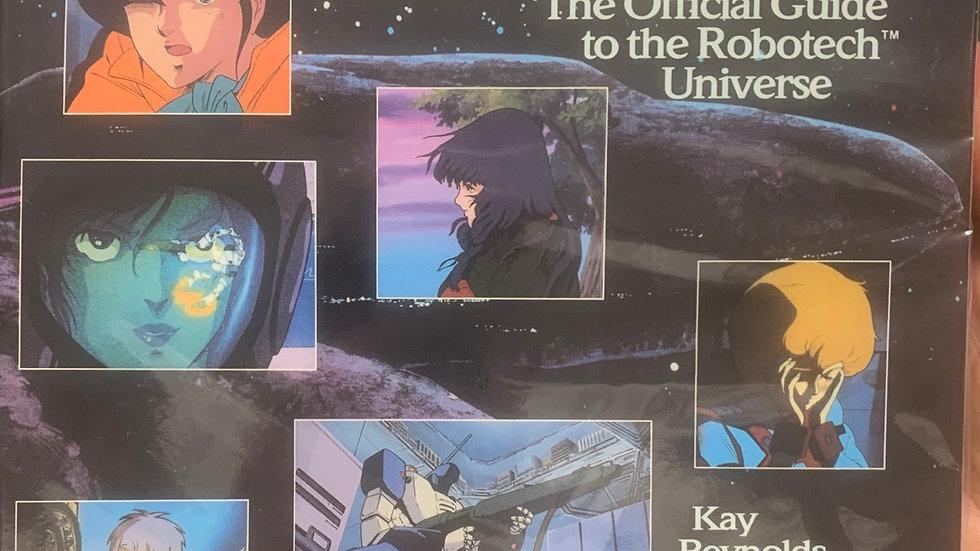 Robotech Art book 1