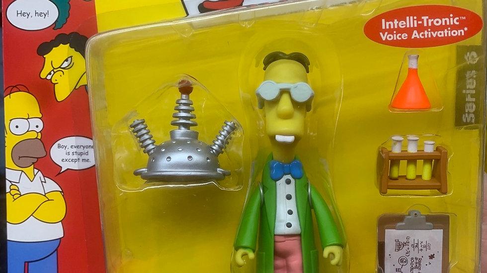 Simpson's figure - Professor Frink