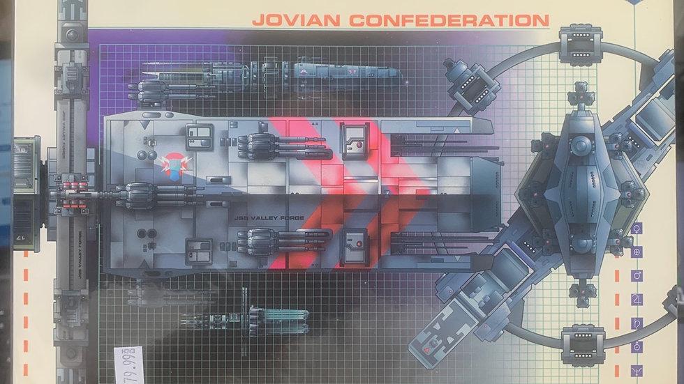 Jovian Chronicles RPG Confederation vol 2