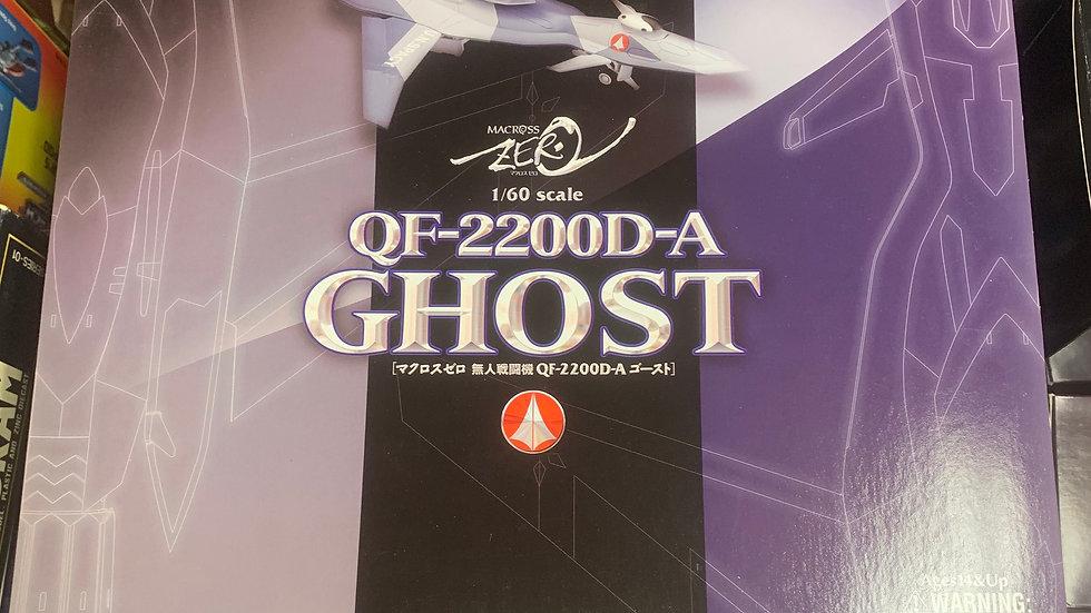 Macross Zero QF-2200D-A Ghost 1/60 yamato