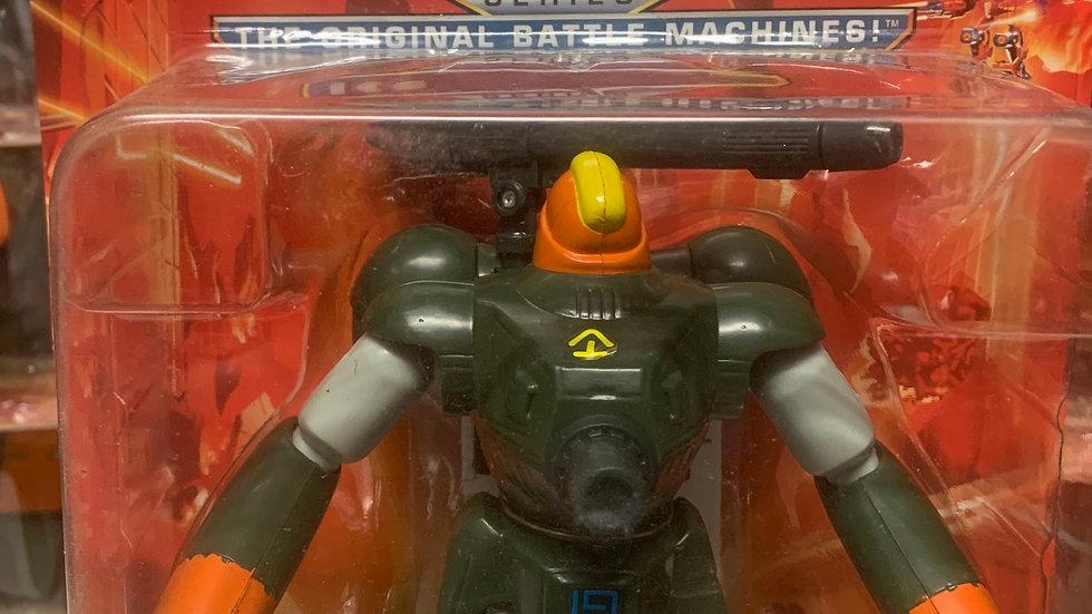 "Exo Squad Zentraedi Power Armor Bataru Battalion Mecha moc 7"""