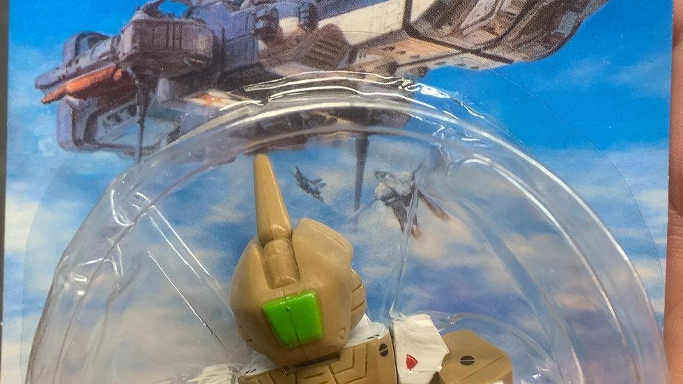 Robotech super deformed figurines VF-1A