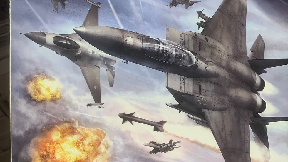 Ace Combat 6 Fires of Liberation guide