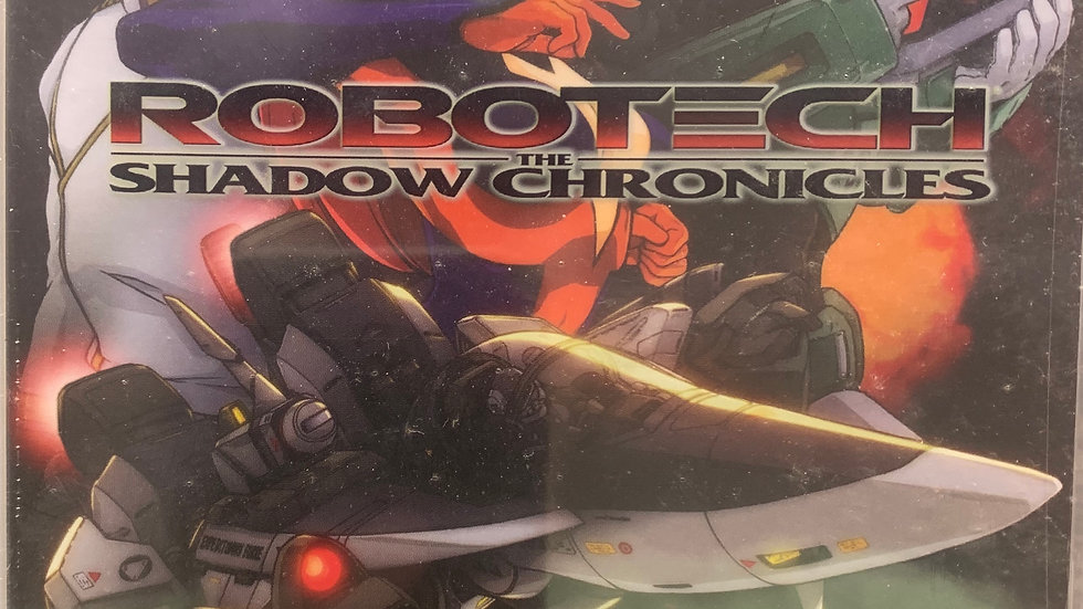 Robotech Shadow Chronicles 2-disc collectors edition