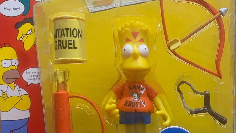 Simpson's figure- Kamp Krusty Bart