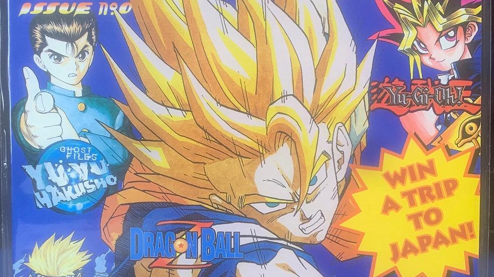 Shonen Jump magazine issue 0