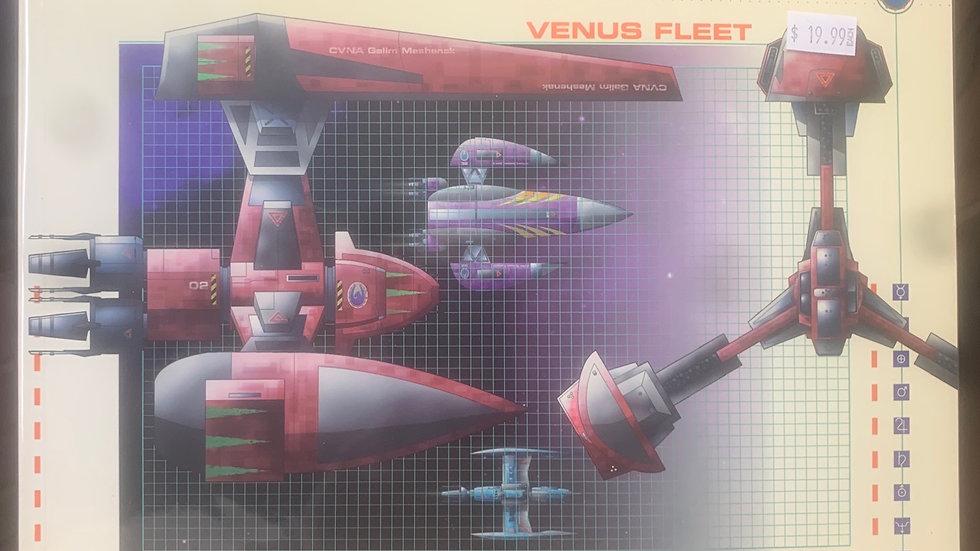 Jovian Chronicles project ships of the fleet vol 4 Venus