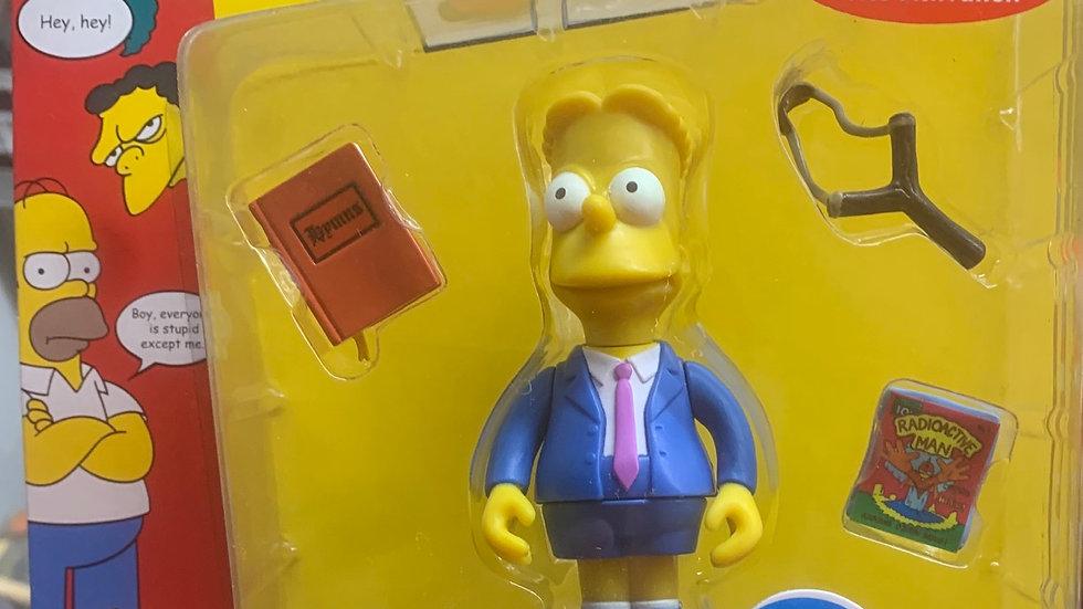 Simpson's figure- Sunday's Best Bart